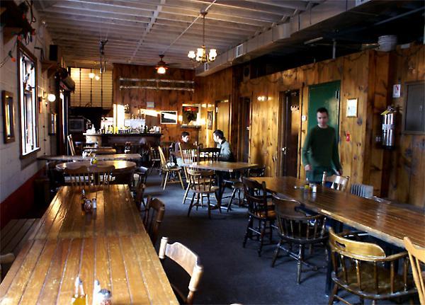 Restaurant Bar Garage Doors Awning Windows Garage Doors