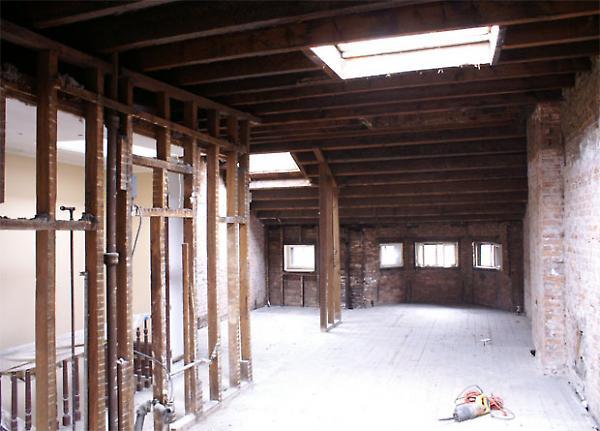 1st Street Brownstone Renovation Eric Safyan Architecture